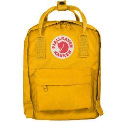 kanken kidswarm yellow