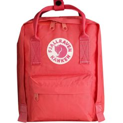 Peach Pink Kanken Mini