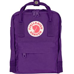 Purple Kanken Mini