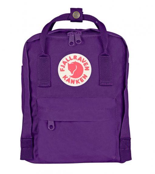 Purple Kanken Mini