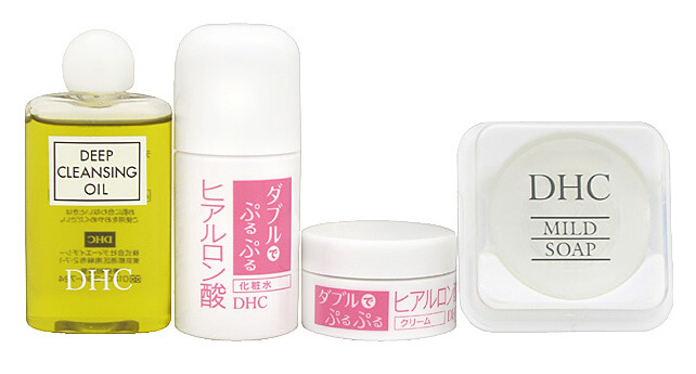 DHC Double Moisture Mini Set