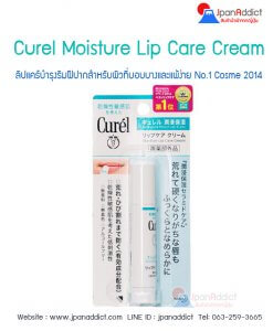 Curel Moisture Lip Care Cream