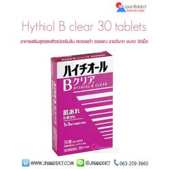 Hythiol B clear 30 tablets
