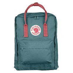 กระเป๋า Kanken Classic Frost Green/Peach Pink