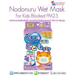 หน้ากากอนามัย สำหรับเด็ก PM2.5