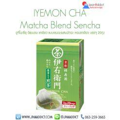 IYEMON Cha Matcha Blend Sencha ชาเขียว แบบเซนฉะ