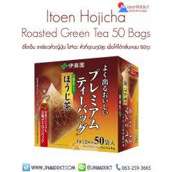 Itoen Hojicha อิโตเอ็น ชาเขียวคั่วญี่ปุ่น
