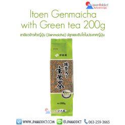 ชาเขียวข้าวคั่ว Itoen Genmaicha Green tea