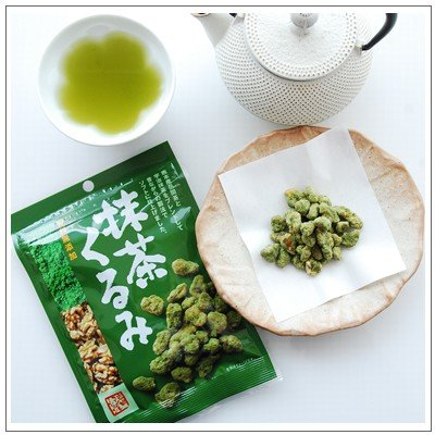 Matcha Walnut 50g