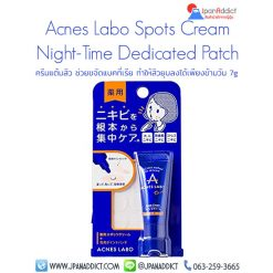 Acnes Labo Medicated Spots Cream Night